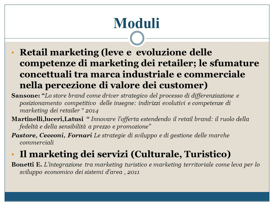 Place marketing Sansone : Place Management – Città territori Marketing, CAPP.