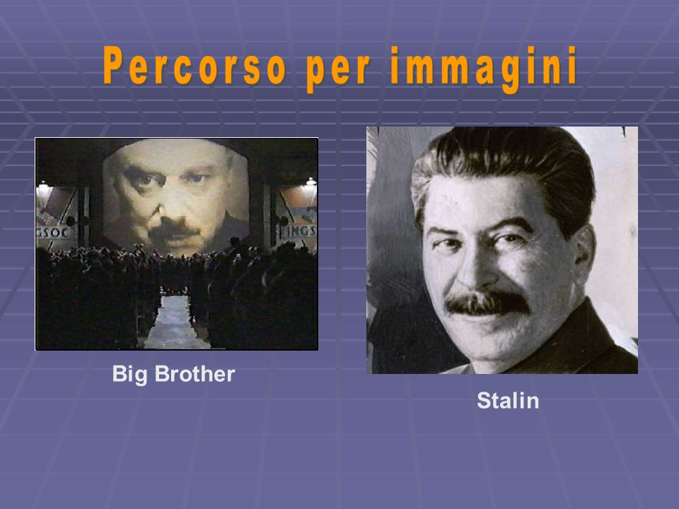 Stalin Big Brother