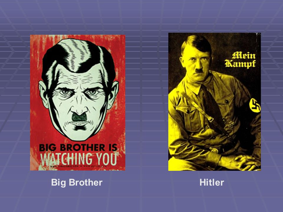 HitlerBig Brother