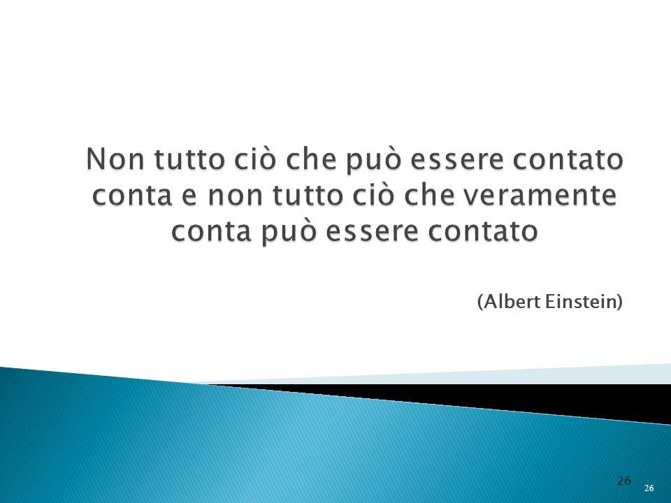 (Albert Einstein) 26