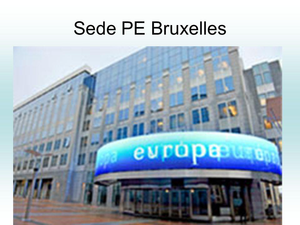 Sede PE Bruxelles