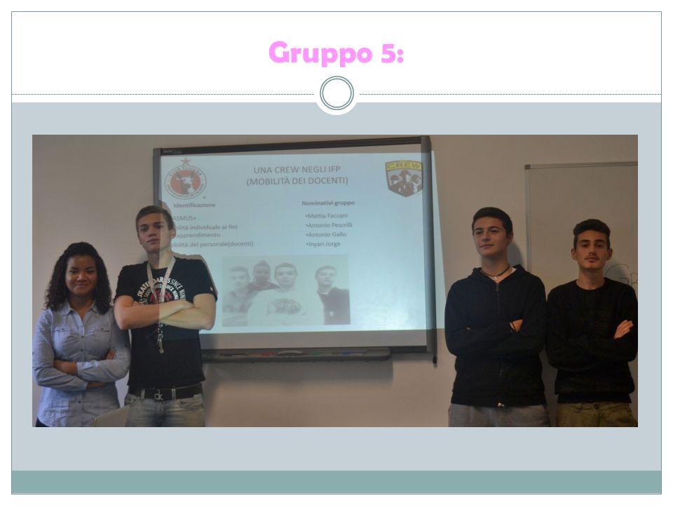 Gruppo 5: