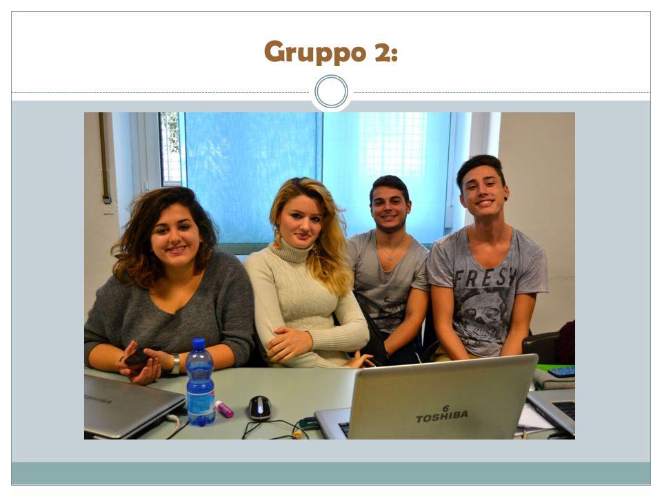 Gruppo 2: