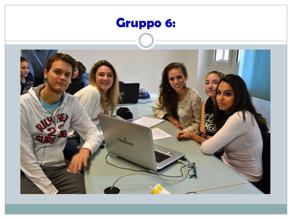 Gruppo 6: