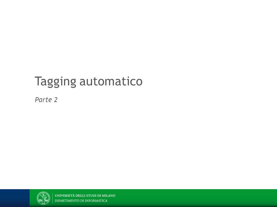 Tagging automatico Parte 2