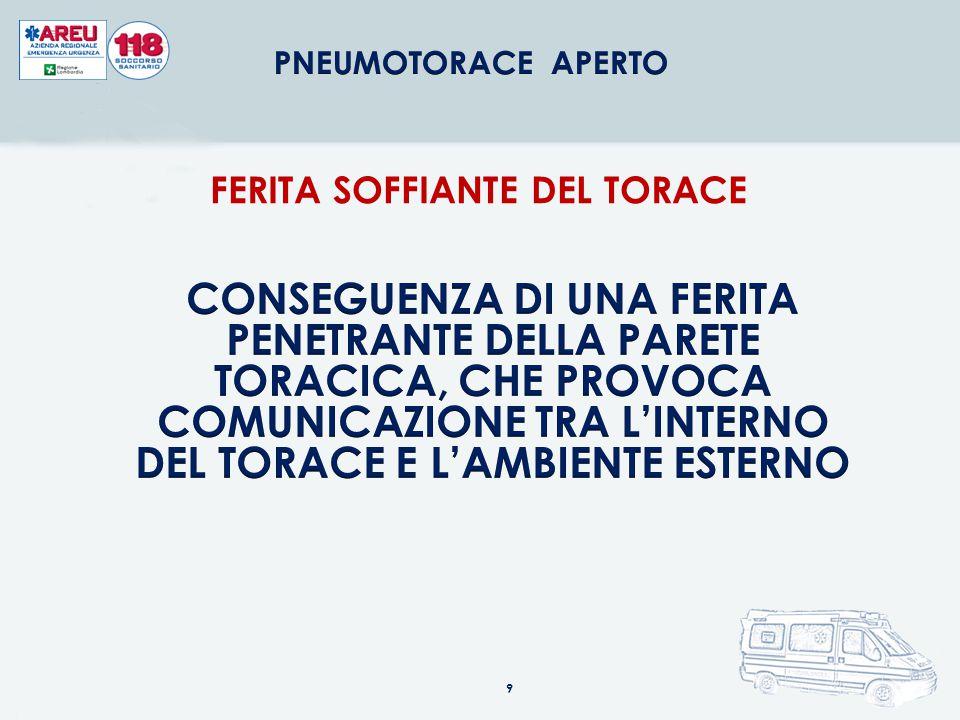 SOMMINISTRARE O 2 MONITORARE COSTANTEMENTE I PARAMETRI VITALI 8