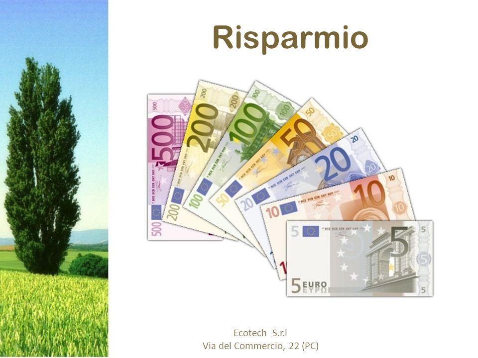 Risparmio Ecotech S.r.l Via del Commercio, 22 (PC)