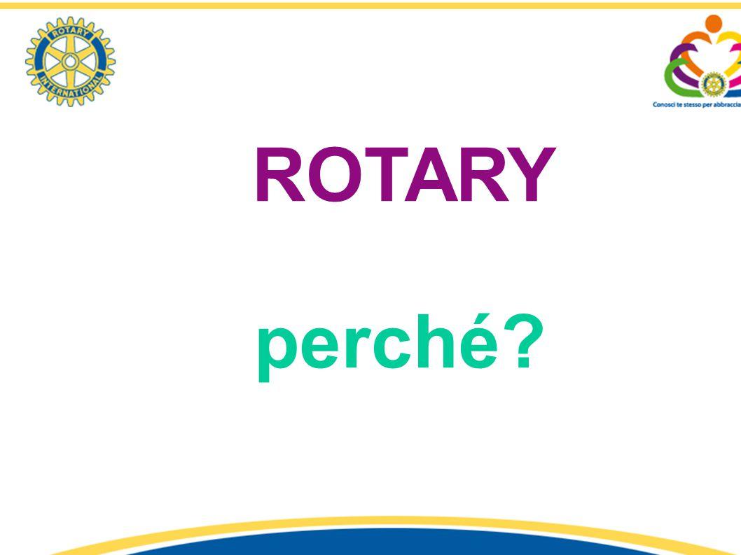 ROTARY perché? 2° Seminario Distrettuale sulla Comunicazione e PR – Distretto 2080 relatore: Fiorella Ricciardi