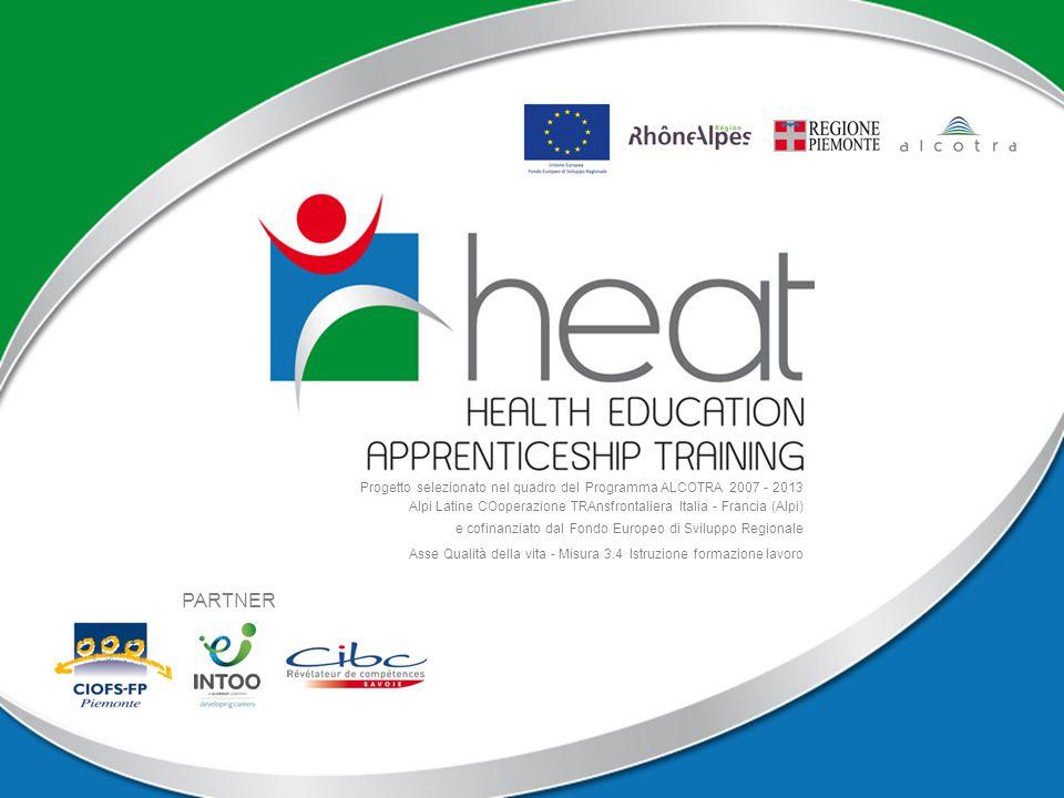 Progetto selezionato nel quadro del Programma ALCOTRA 2007 - 2013 Alpi Latine COoperazione TRAnsfrontaliera Italia - Francia (Alpi) e cofinanziato dal