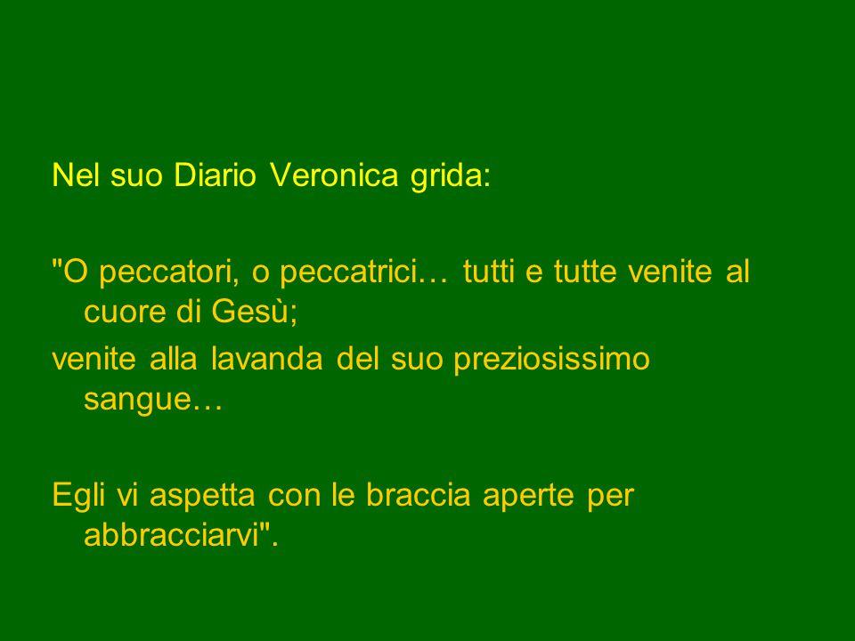 Oggi vorrei presentare una mistica che non è dell'epoca medievale; si tratta di santa Veronica Giuliani, monaca clarissa cappuccina. Il motivo è che i