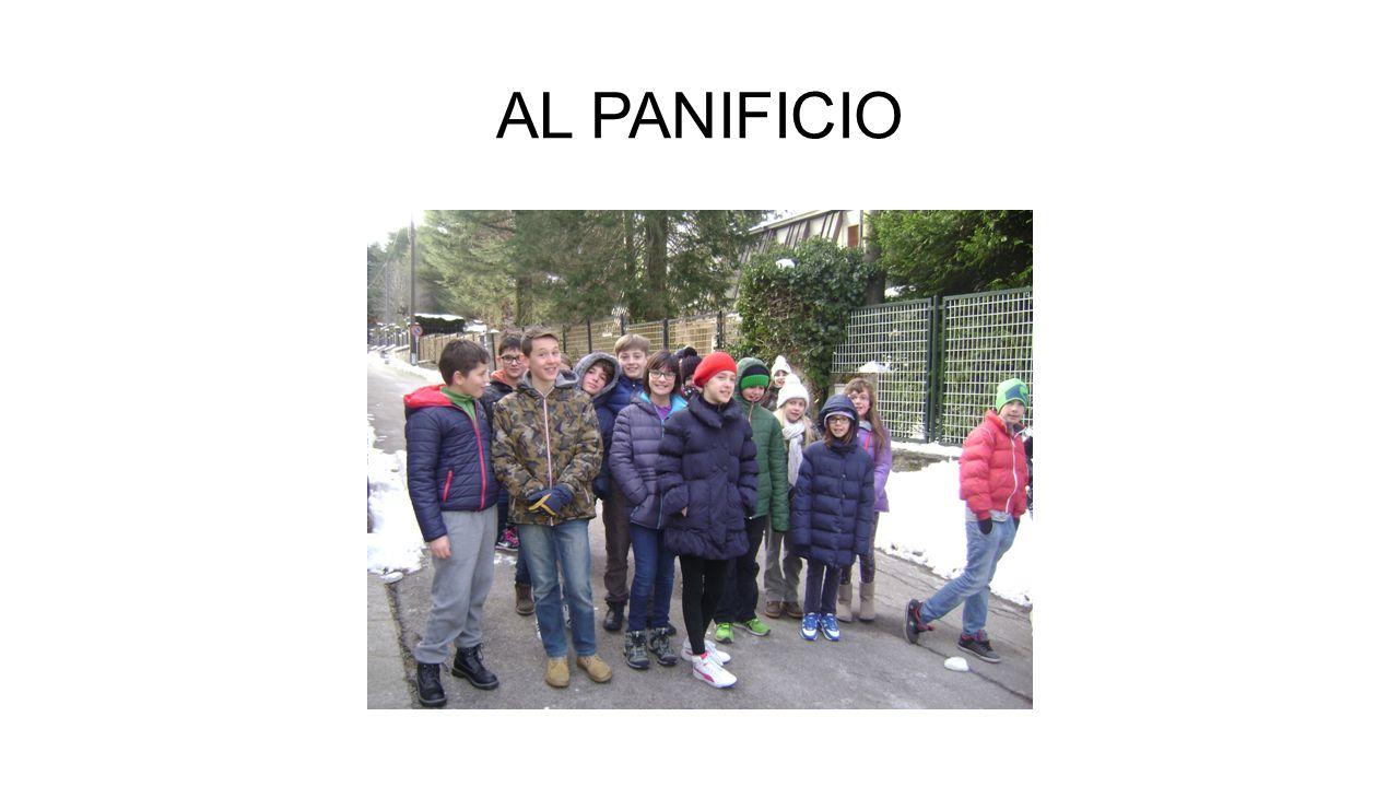 AL PANIFICIO