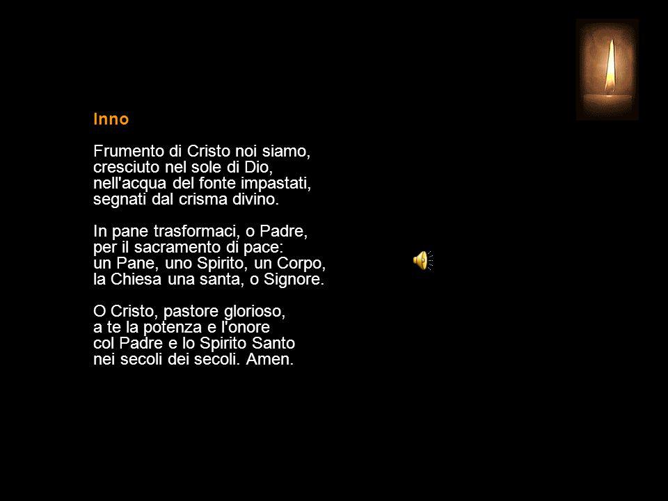 26 GENNAIO 2015 LUNEDÌ - III SETTIMANA DEL TEMPO ORDINARIO SANTI TIMOTEO E TITO Vescovi UFFICIO DELLE LETTURE INVITATORIO V.