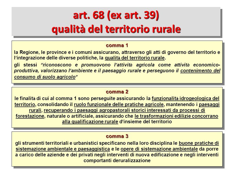 comma 2 le finalit à di cui al comma 1 sono perseguite assicurando la funzionalit à idrogeologica del territorio, consolidando il ruolo funzionale del
