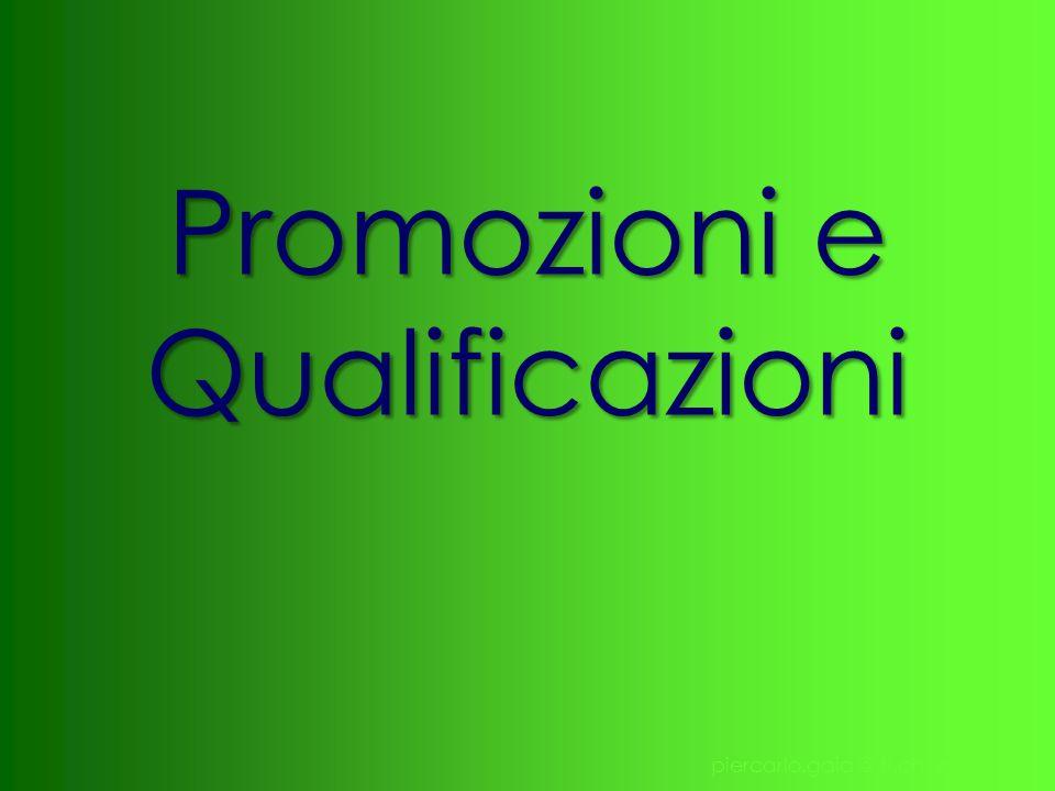 piercarlo.gaia @ ti.ch 41 Promozioni e Qualificazioni