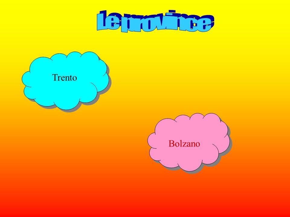 Bolzano Trento