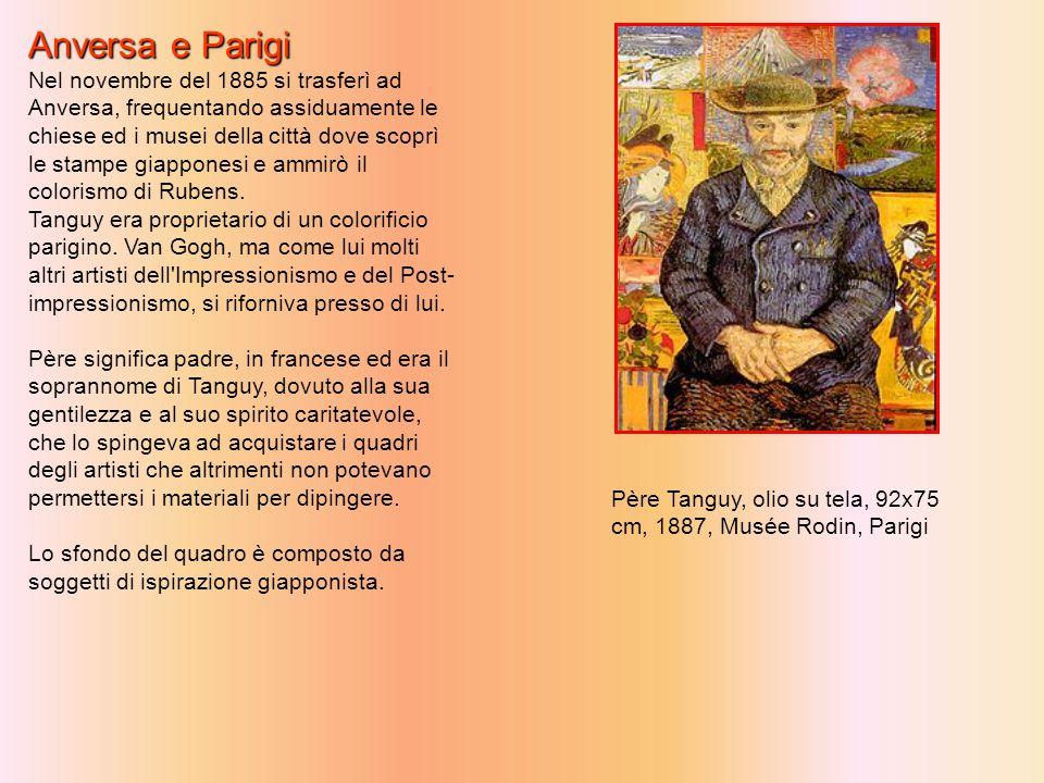 La camera di Van Gogh Van Gogh si preoccupò di arredare con qualche altro mobile l appartamento e ornò con propri quadri la camera da letto.