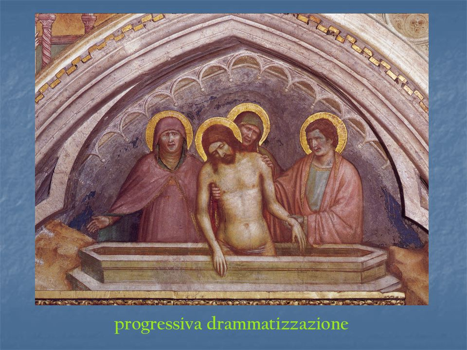 progressiva drammatizzazione