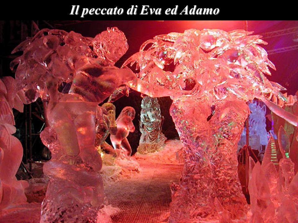 Il peccato di Eva ed Adamo