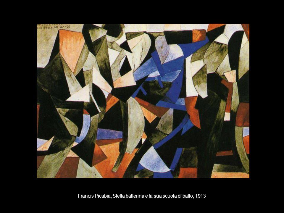 Francis Picabia, Stella ballerina e la sua scuola di ballo, 1913