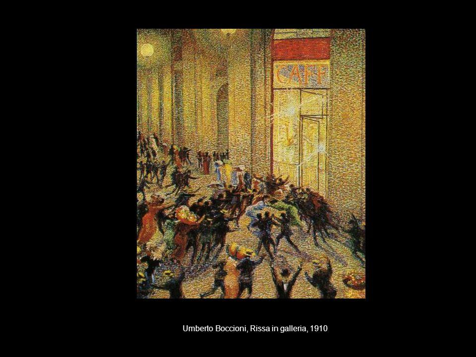 Umberto Boccioni, Forme uniche della continuità nello spazio, bronzo, 1913