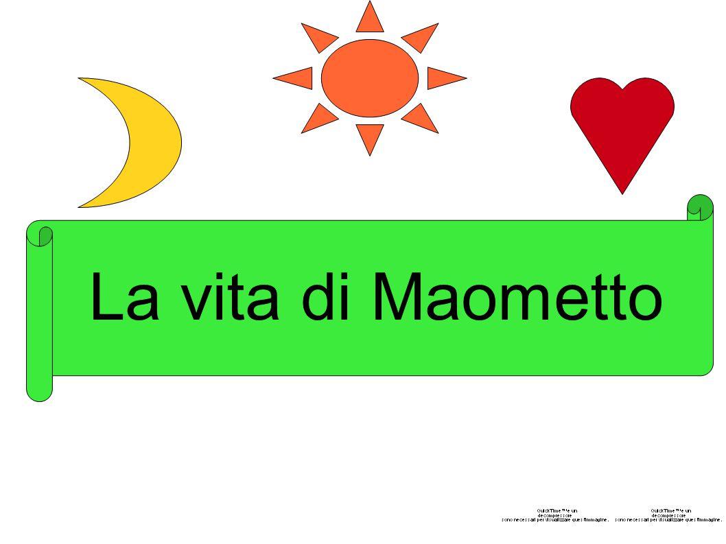 Maometto محمد