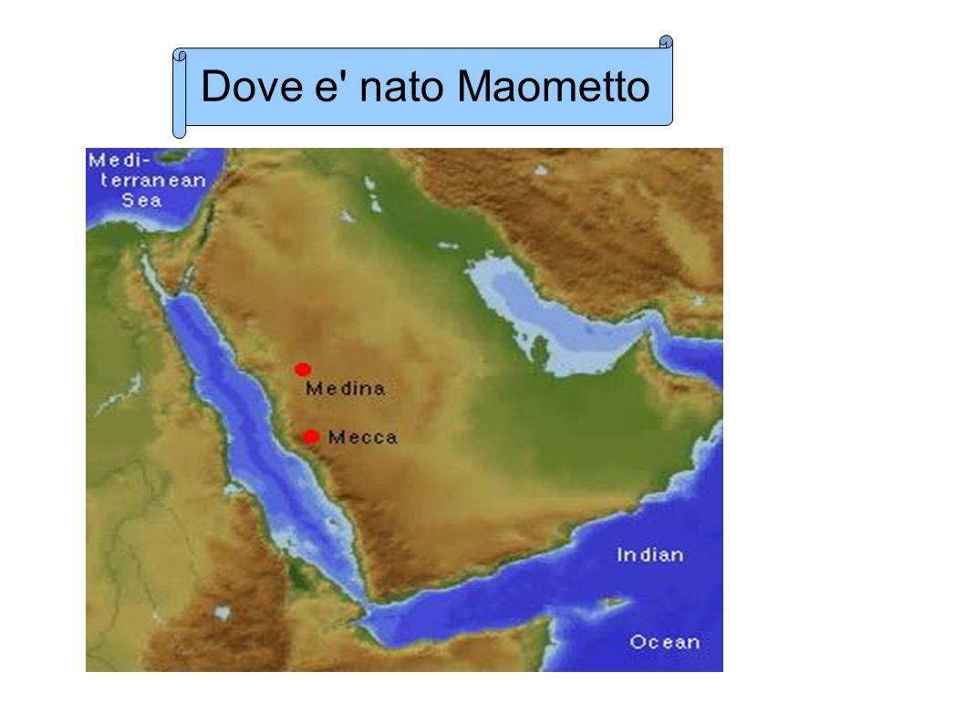 La storia del profeta Il profeta Muhammad (pace e benedizione su di lui) nacque nel 571 d.C..