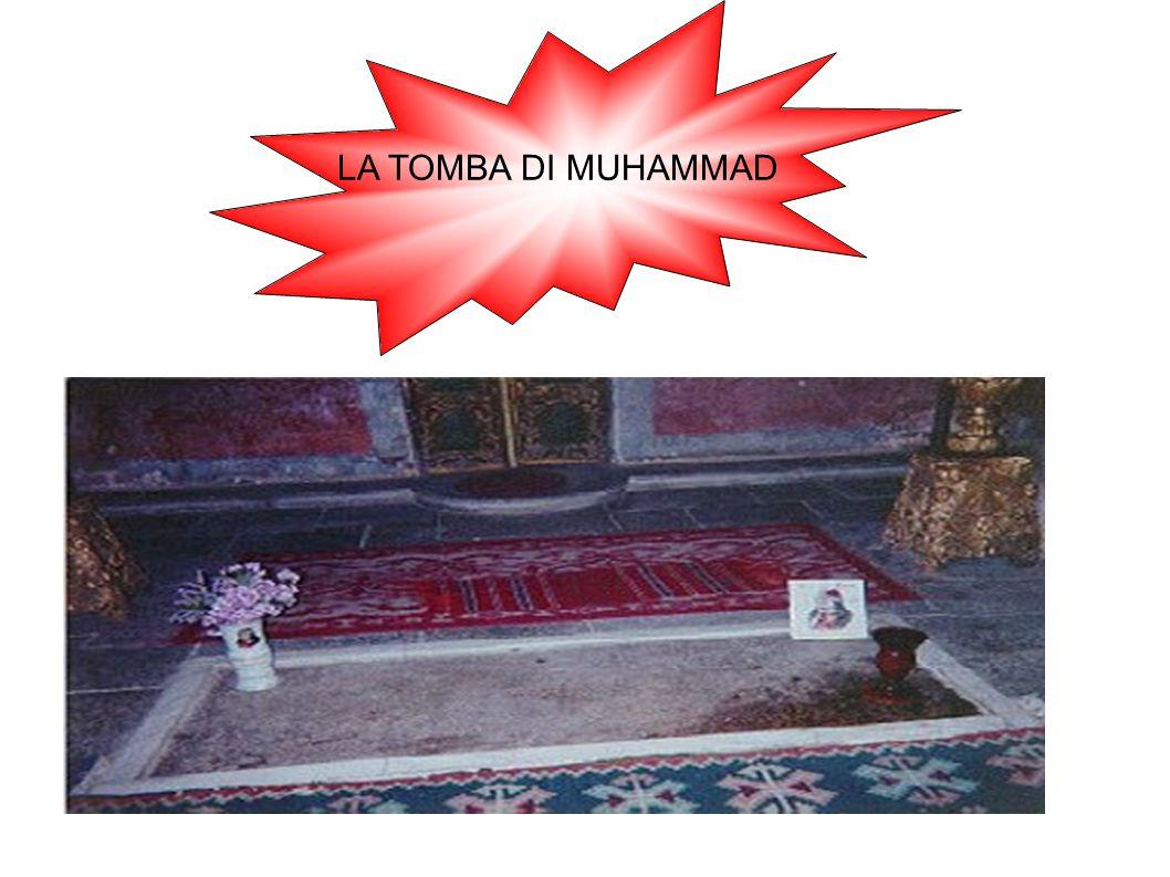 LA TOMBA DI MUHAMMAD