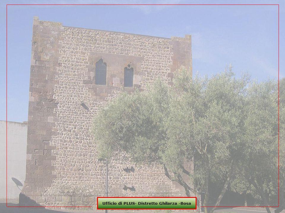 Ufficio di PLUS- Distretto Ghilarza -Bosa 21