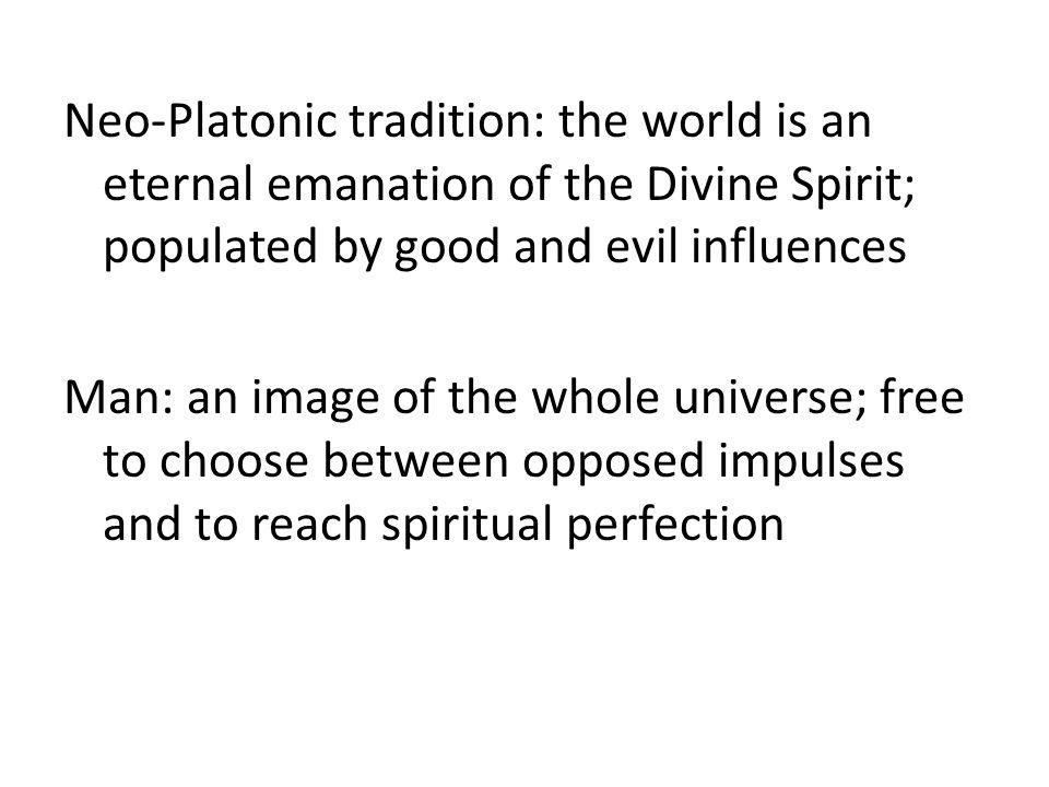 The Proverbs of Hell sono il frutto dell' esperienza : mostrano una superiore consapevolezza, la capacità di vedere oltre, intravvedere, come nella concezione neoplatonica, l'essenza al di là dell'apparenza.