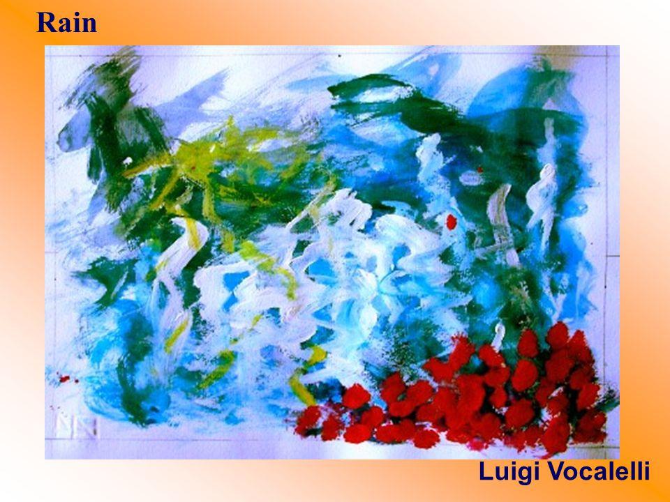 Rain Luigi Vocalelli