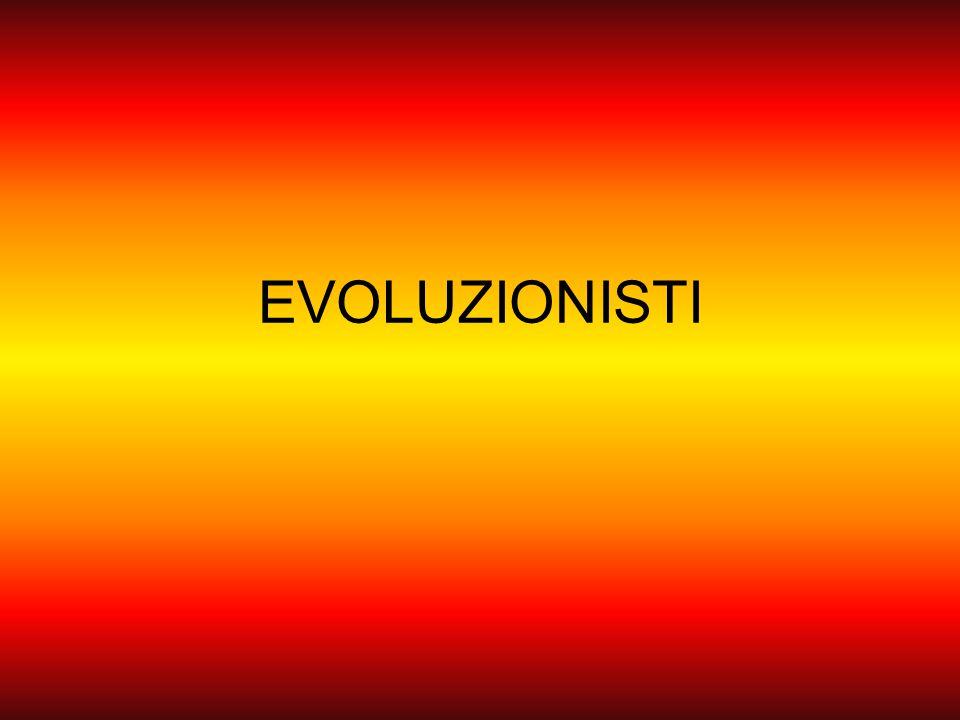 EVOLUZIONISTI