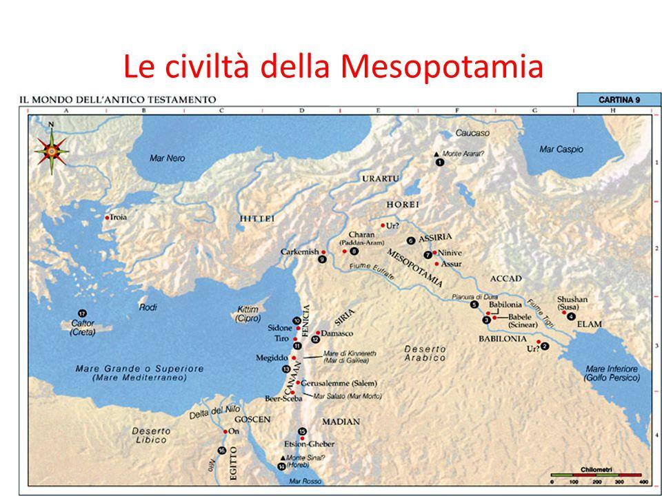 Le civiltà della Mesopotamia