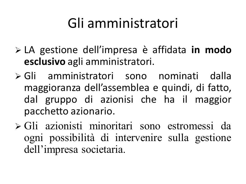 Competenza dell'assemblea straordinaria 1. Modificazioni dell'atto costitutivo; 2. Nomina sostituzione e poteri dei liquidatori; 3. Altre materie attr