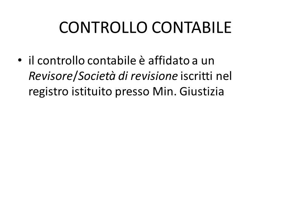 CONTROLLO  il controllo è affidato al Consiglio di Sorveglianza che esercita alcune delle funzioni del collegio sindacale, approva il bilancio d'eser