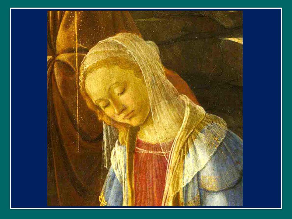 Dio è sempre presente a suscitare uomini nuovi, a purificare il mondo dal peccato che lo invecchia, dal peccato che lo corrompe.