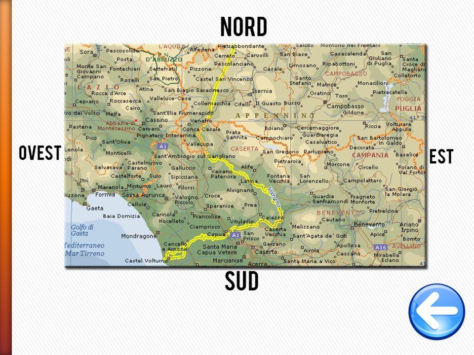 Calore Irpino (Campania) Carpino (Molise) Isclero (Campania) Rivo Tella (Campania) San Bartolomeo (Molise) Sordo (Molise) Titerno (Campania)