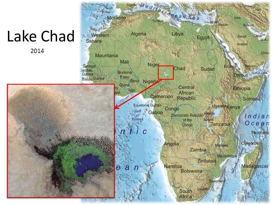 Lake Chad 2014