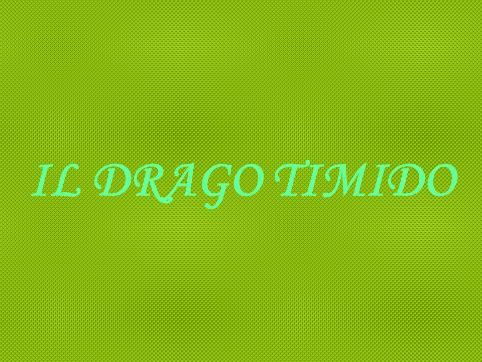 IL DRAGO TIMIDO