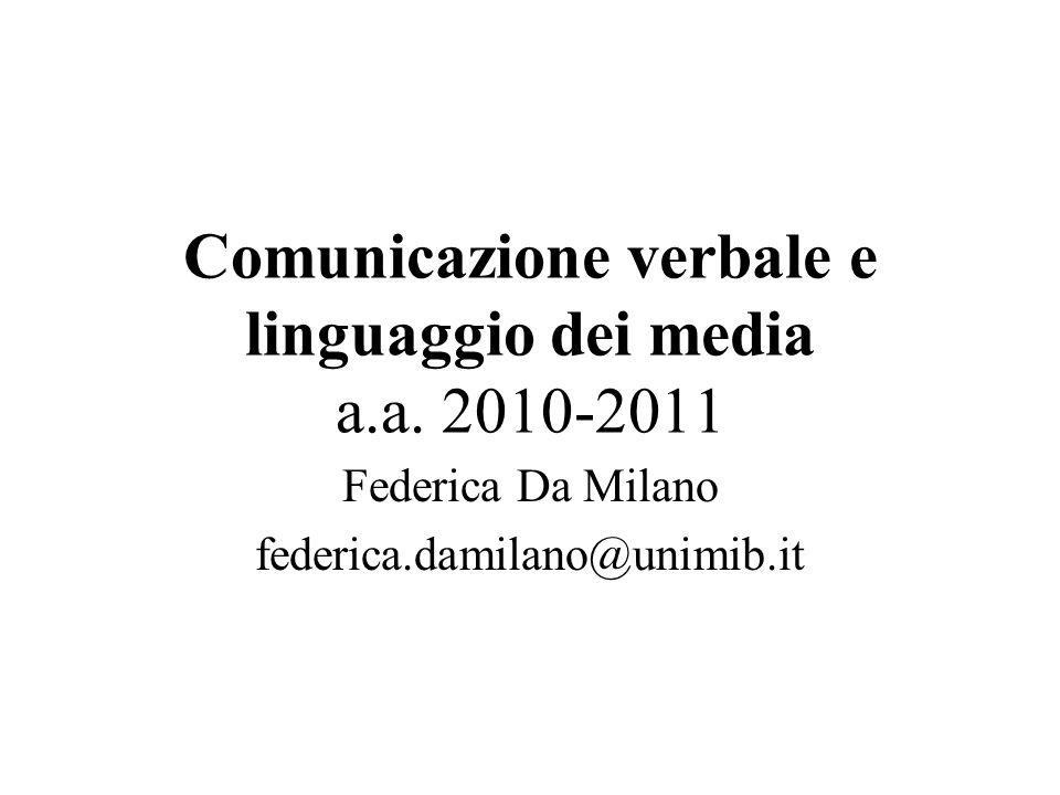 Bibliografia esame corso da 6 crediti: Lombardi Vallauri Edoardo 2006.