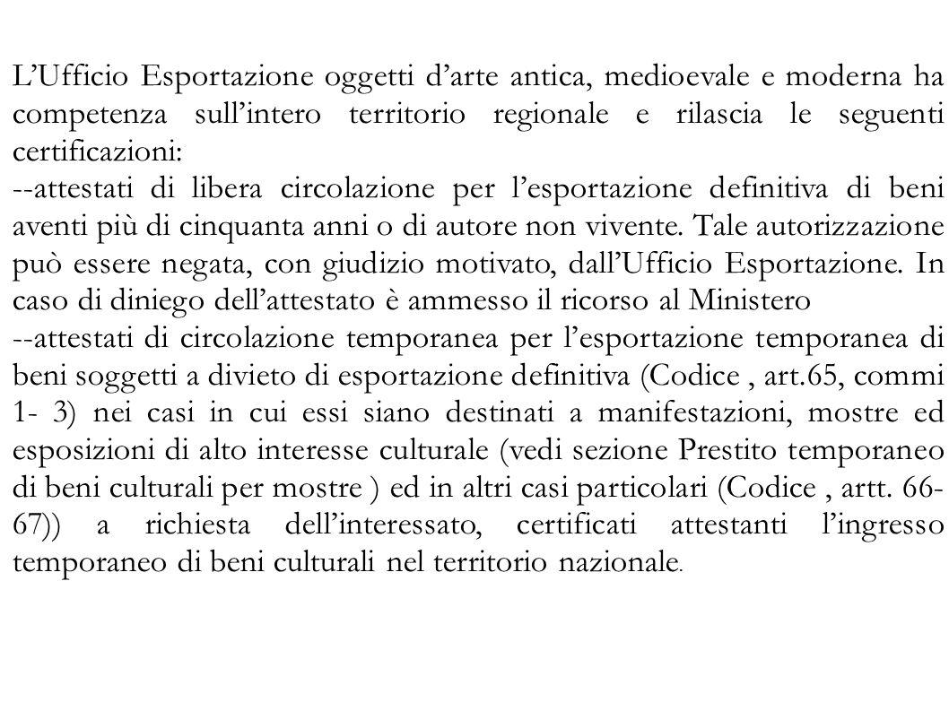 NORMATIVA COMUNITARIA (In questa sezione si riporta l elenco degli strumenti normativi in materia di tutela, valorizzazione e promozione di Beni Culturali, in particolare di quelli Archeologici.