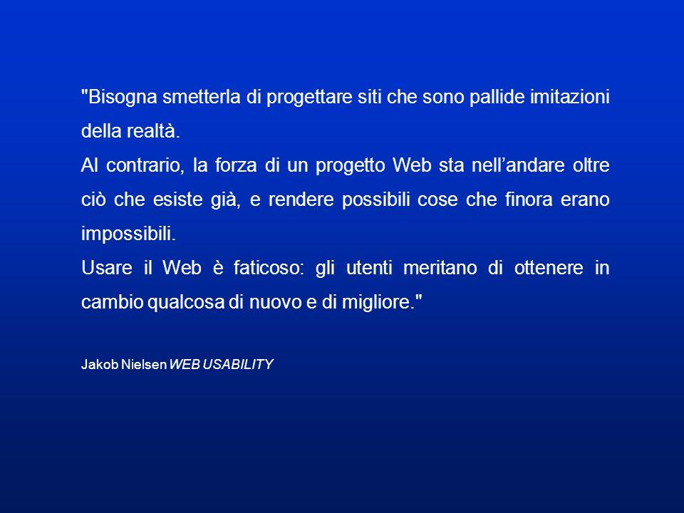 8 Benchmarking: eccellenza e criticità Analizziamo i siti: Virgilio http://www.virgilio.ithttp://www.virgilio.it Google http://www.google.ithttp://www.google.it Comune di Roma http://www.comune.roma.it/http://www.comune.roma.it/