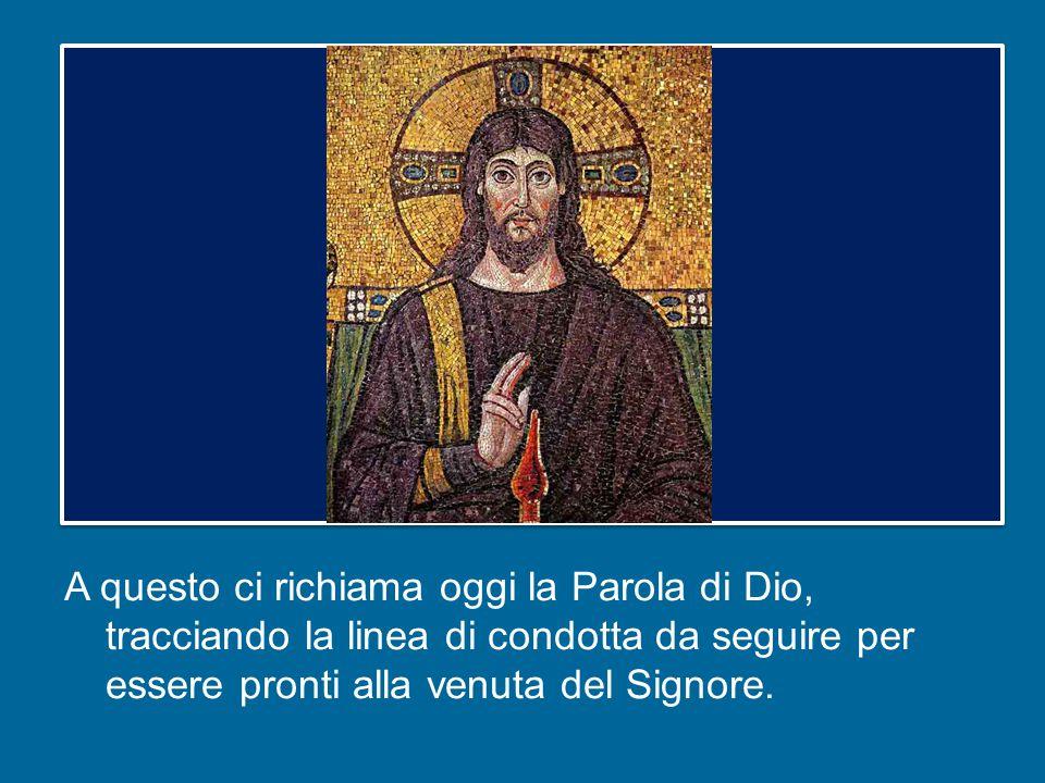 E questa venuta permanente del Signore nell'annuncio del Vangelo richiede continuamente la nostra collaborazione; e la Chiesa, che è come la Fidanzata