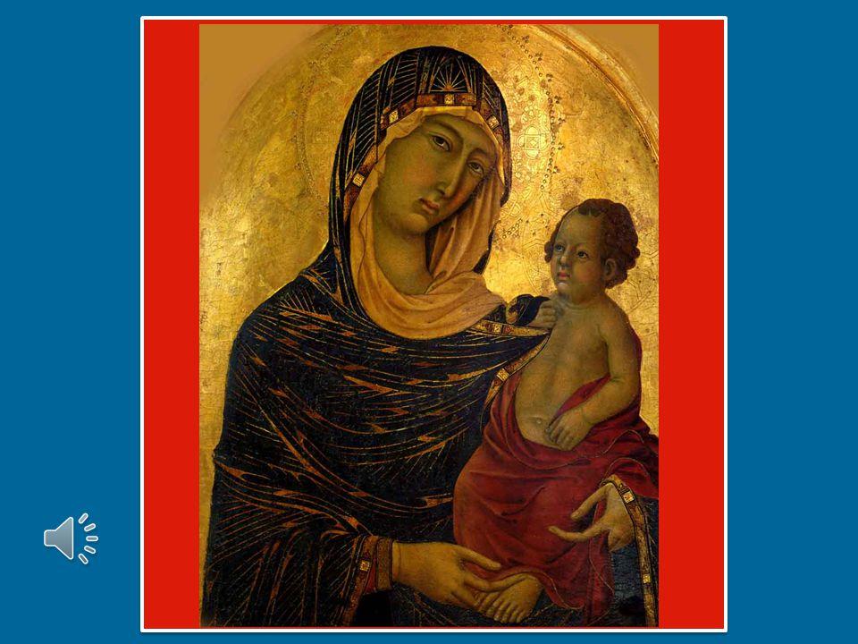 La Vergine Maria incarna perfettamente lo spirito dell'Avvento, fatto di ascolto di Dio, di desiderio profondo di fare la sua volontà, di gioioso serv