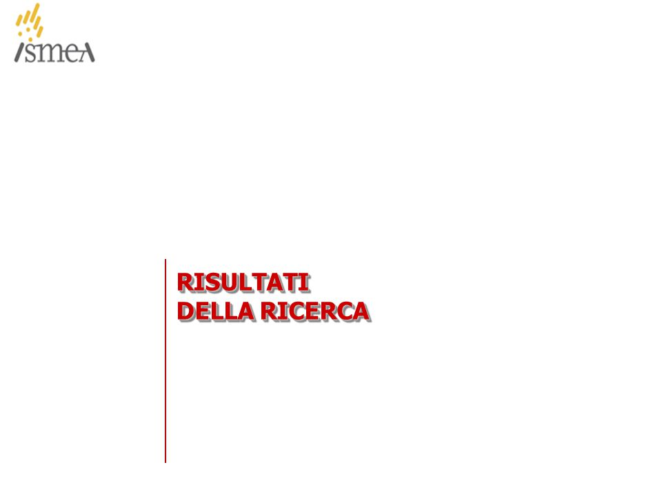 © 2005 ISMEA-Il mercato dei prodotti floricoli Job 6300 38/36 TIPOLOGIE DI PIANTE VERDI ACQUISTATE GIUGNO 2011 NOTA: quota percentuale calcolata come rapporto tra il numero di dichiarazioni di acquisto di ciascuna tipologia di piante verdi ed il numero complessivo di acquirenti piante verdi.