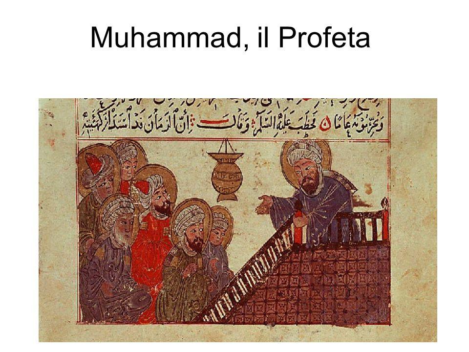 La rivelazione, nella notte del destino (laylat al-qadr) Grida, grida nel nome del tuo Signore, che ha creato - ha creato l'uomo da un grumo di sangue.