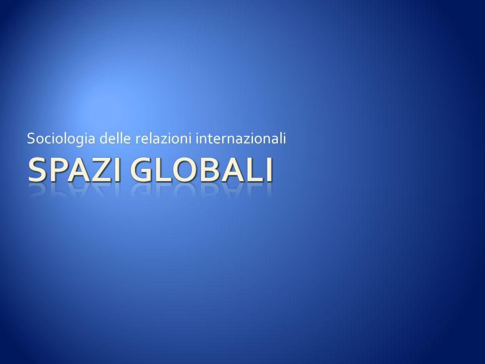 Sociologia delle relazioni internazionali