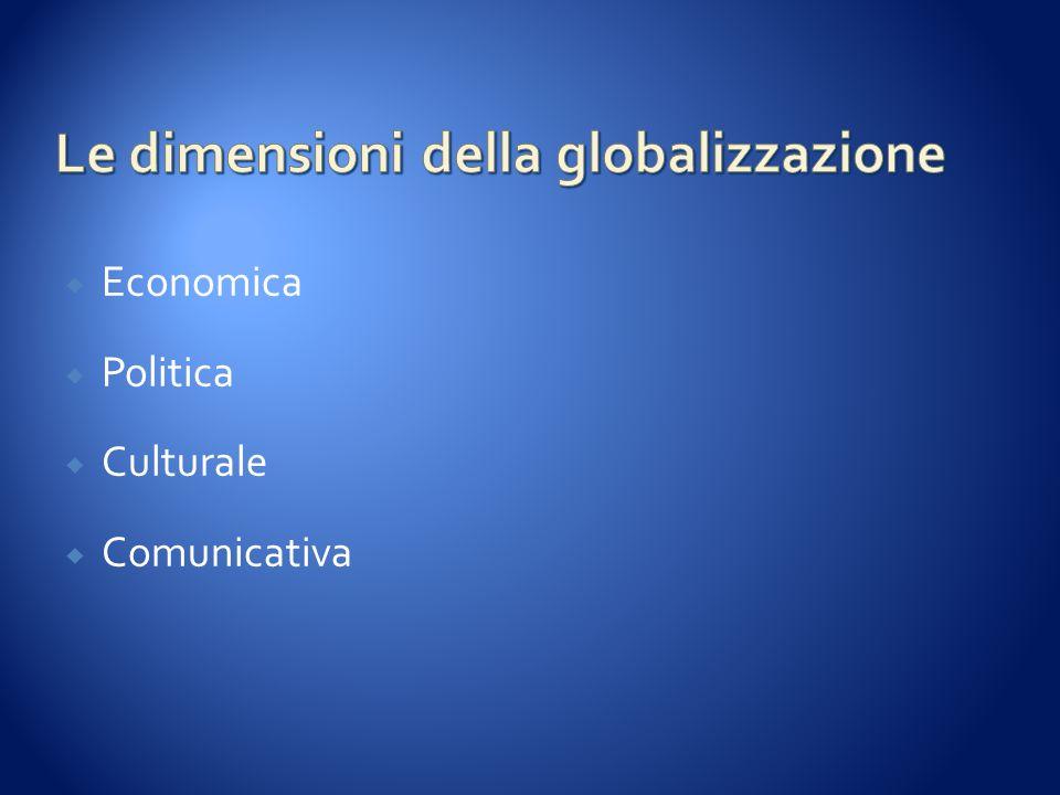  Economica  Politica  Culturale  Comunicativa