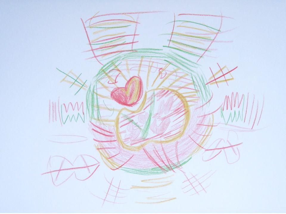 LA PIZZA DELLA MAMMA (Simone De Luca) LA PIZZA DI MIA MAMMA E' LA PIU' BUONA, HA IL CORNICIONE BELLO CROCCANTE E IL POMODORO MOLTO CONCENTRATO. LA MOZ