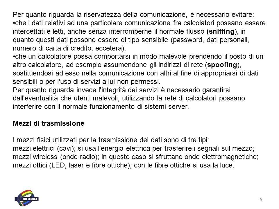 30 3.Diritto all'uso delle tecnologie. 1.