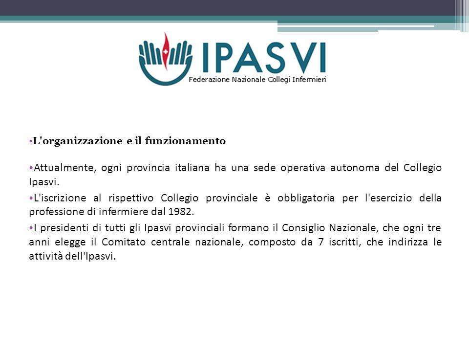 Nel febbraio del 2009 si apre il XV Congresso della Federazione nazionale Collegi IPASVI nel cui ambito viene presentato e celebrato il nuovo Codice deontologico degli Infermieri italiani, frutto di un grande e corale impegno dell'intera compagine professionale.